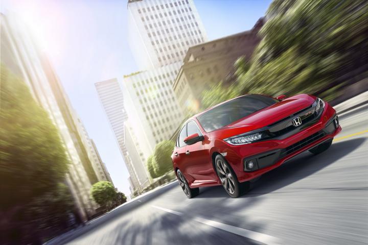 Honda Việt Nam giới thiệu phiên bản Civic 2019