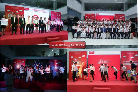 Lễ tổng kết 95KI Honda Ôtô Long An - Củng cố nội lực vững bước thành công