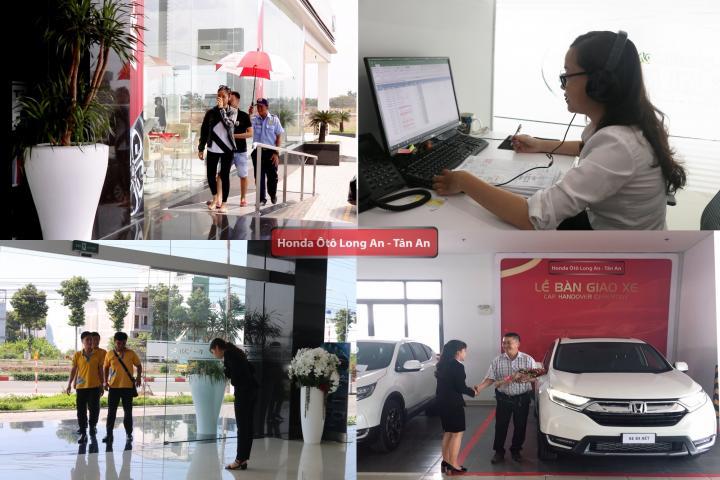 Honda Ôtô Long An – chăm sóc khách hàng bằng sự tân tụy và tinh tế nhất
