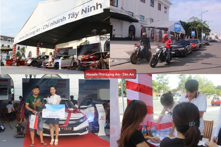 Cuối tuần sôi động cùng Ngày hội Lái xe thử nhận quà thật tại Vincom Tây Ninh