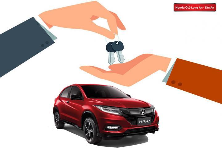Hướng dẫn thủ tục mua ô tô Honda trả góp và những điều cần lưu ý