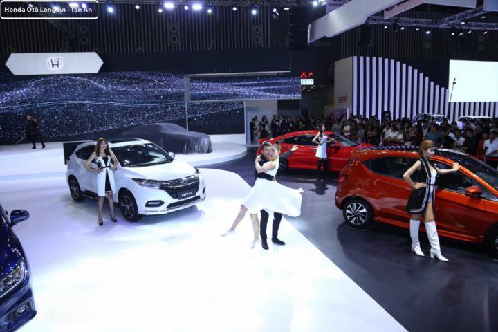 """Honda Việt Nam """"Tăng tốc cùng Ước mơ"""" tại Vietnam Motor Show 2019"""