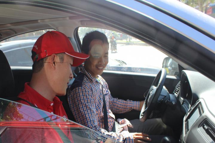 Những điều cần biết khi tham gia test drive - lái thử
